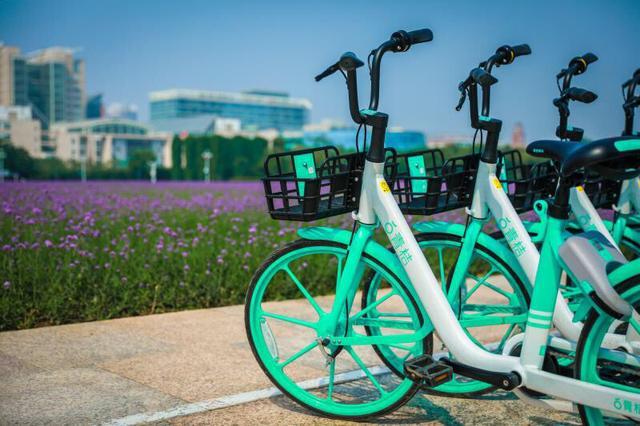 首份共享单车用户体验报告出炉 青桔单车后来居上