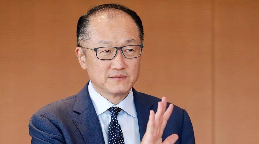 世行行长金墉任期中意外辞职,他的内部信透露了什么?