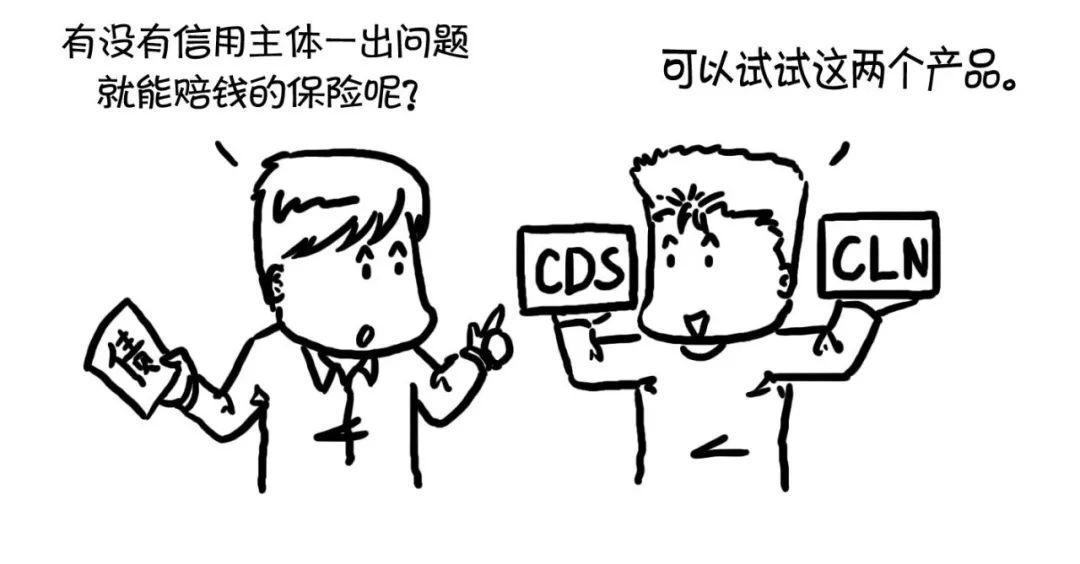 漫话CRM | 秒懂CRMA、CRMW、CDS、CLN