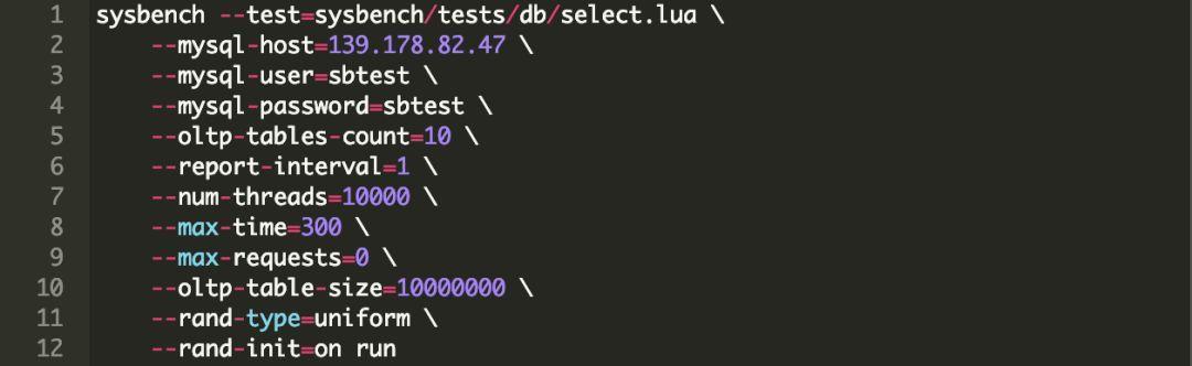 MySQL挑战:10万连接数